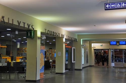 Tampereen rautatieasema