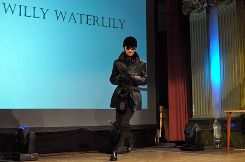 Sir Willy Waterlily