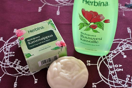Herbina luomuruusu