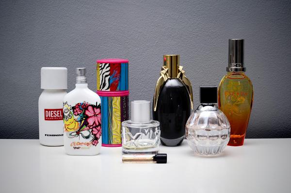 Kosmetiikkahaasteen yhteenveto - tuoksut
