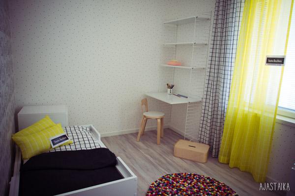 Jyväskylän asuntomessut kohde 37: ValmisJukka Aurinko 116