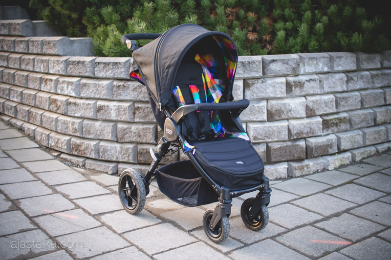 Britax: B-Motion 4, Hidden Treasure