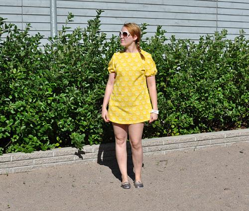 Keltainen on iloinen väri