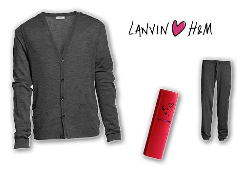 Lanvin sydän H&M
