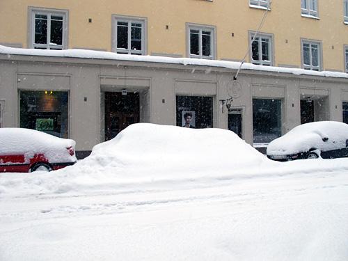 Hieman lunta