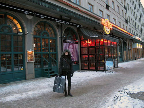 Hard Rock Cafe STOCKHOLM