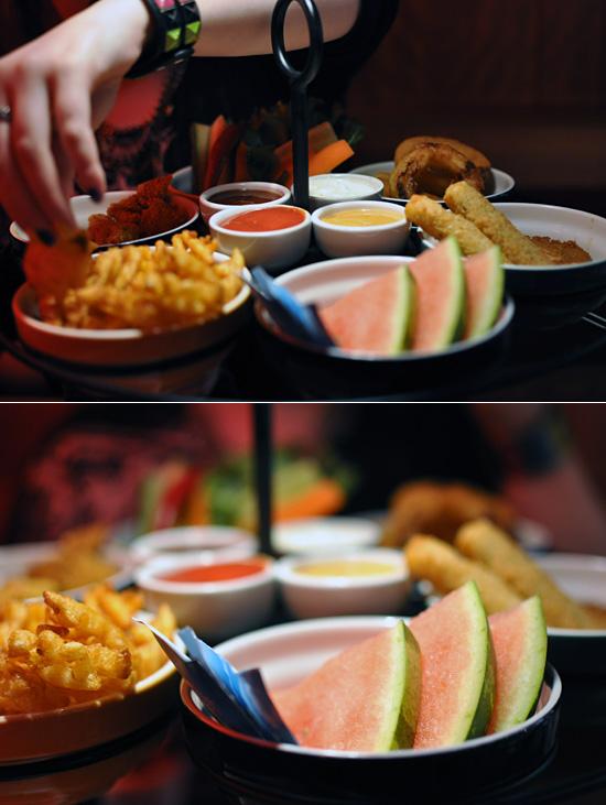 Chilis' Platter