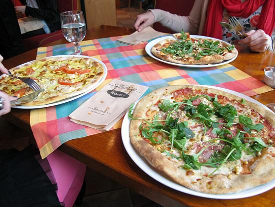 Pizzat á la Rosso