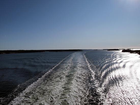 Syksyinen meri