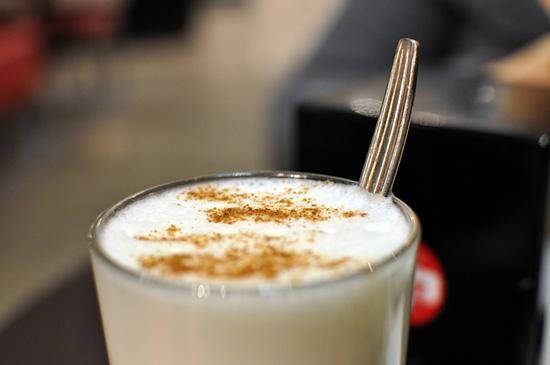 Ciao! Chai latte