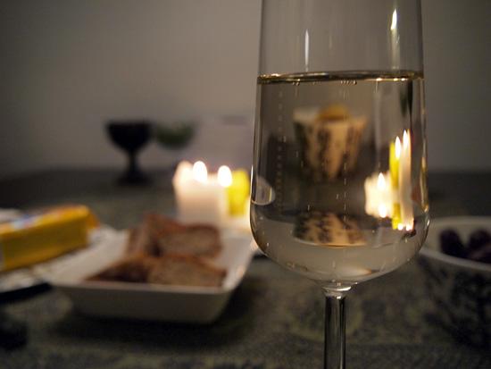Viintä ja juustoja
