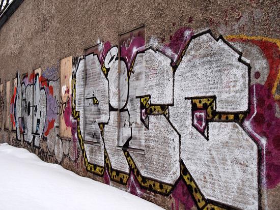 Seinätaidetta I