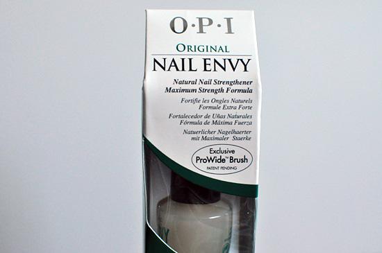 OPI: Nail Envy Original