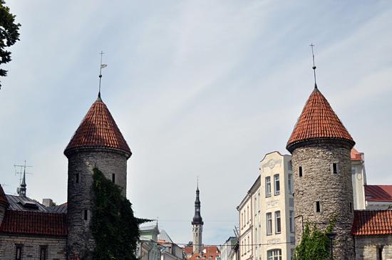 Vanhankaupungin portilla