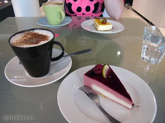 Iltapäivän kakkuhetki