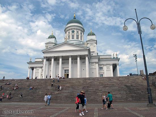 Helsinki-turisti