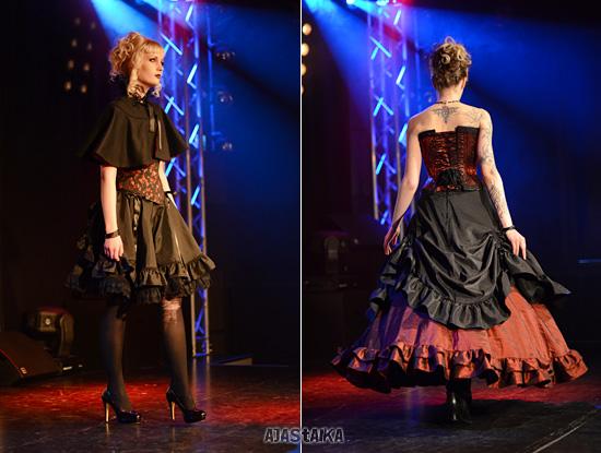 Eos Clothing Design / Maarit Nieminen