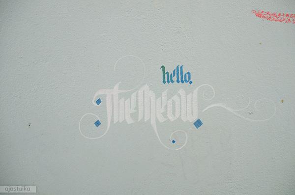 Kaunis typografia