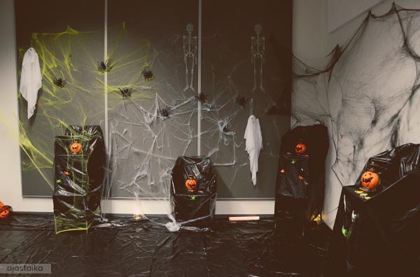 Kauhujen huone valossa