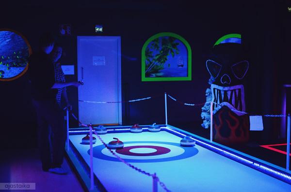 Curling-rata