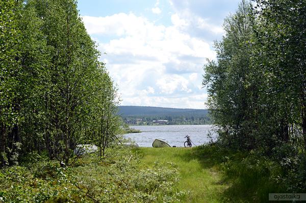 Äkäslompolo-järvi