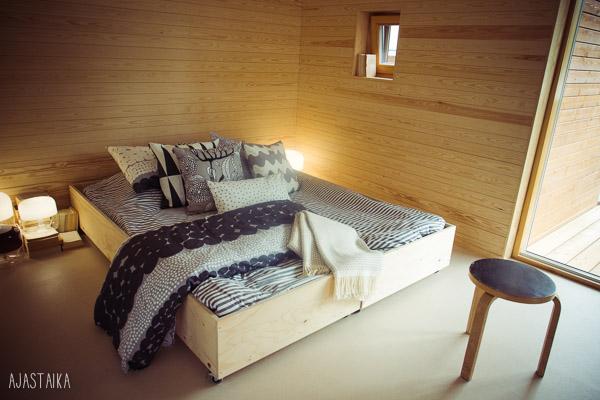 Jyväskylän asuntomessut kohde 23: Skammin talo