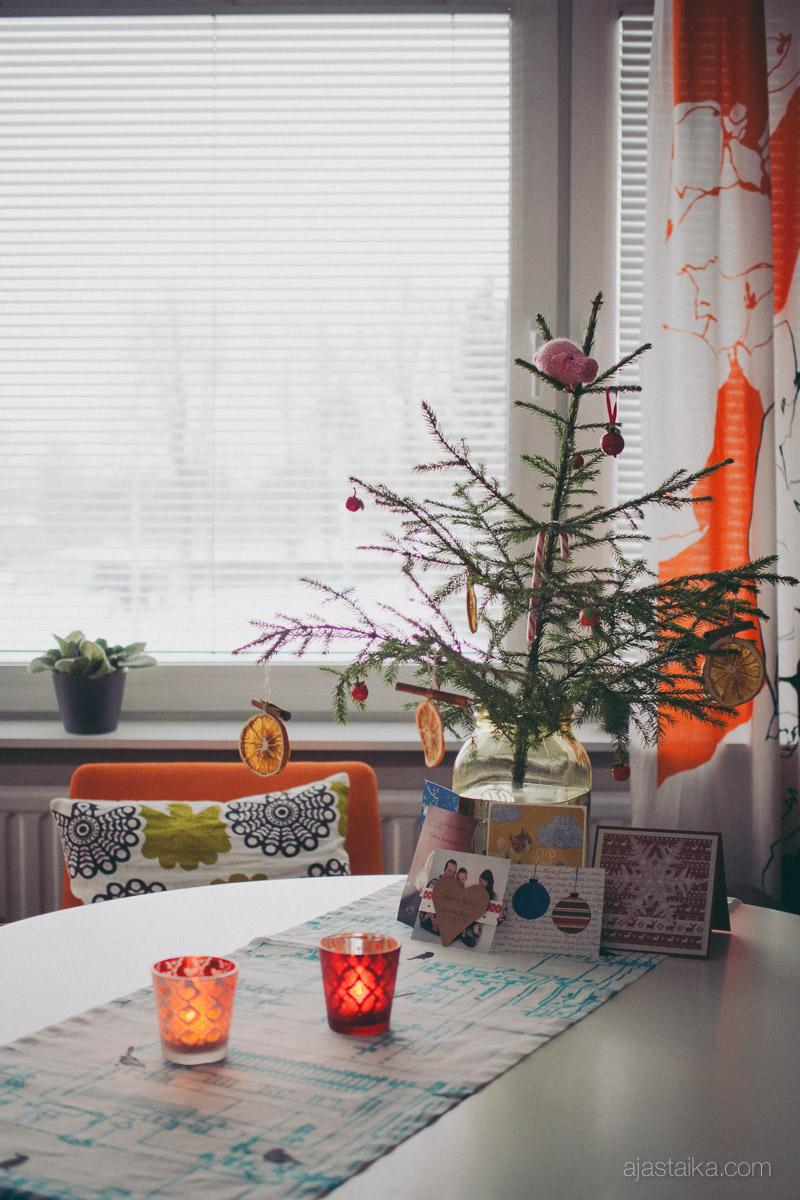 Häivähdys joulua