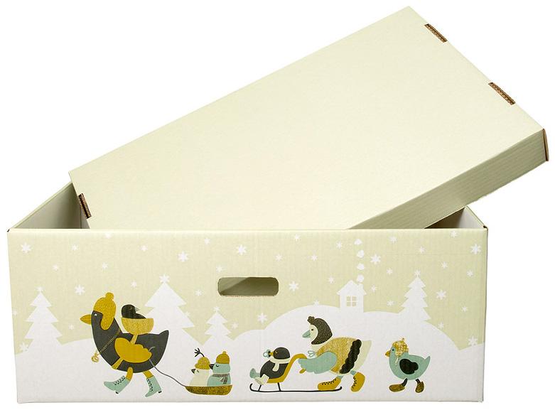 Äitiyspakkaus 2015, laatikko