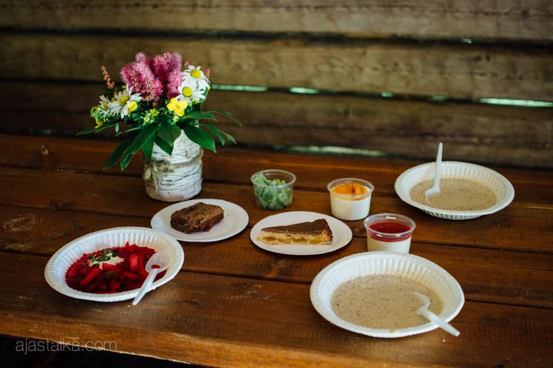 Perinnepadan Perin Rento Ravintolapäivä