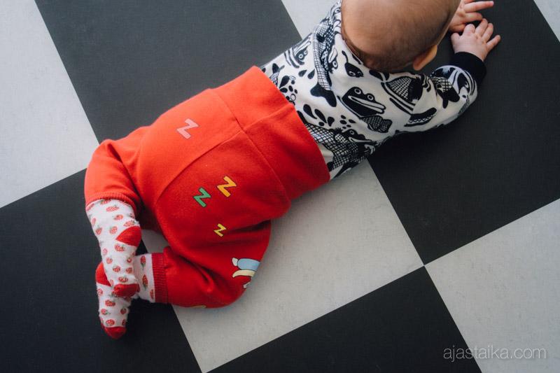 Vauvan vetimet 1.7.2015