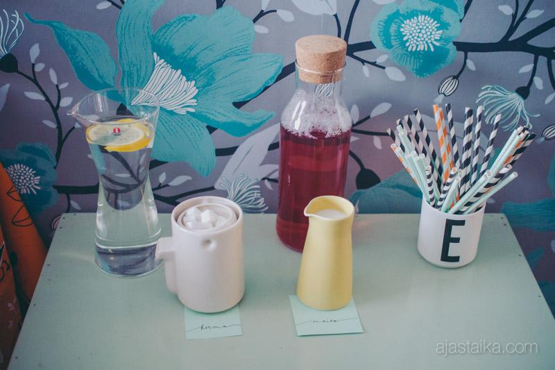 Juomapöytä