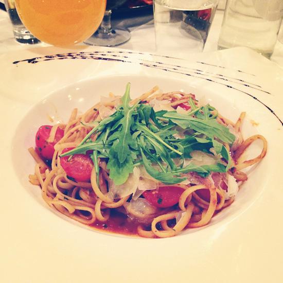 Iltasapuskaksi pastaa #food #pasta #vikingline