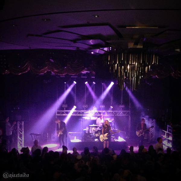Haloo Helsinki! <3 #goom #cruise #gig #music #haloohelsinki #elli #nofilter