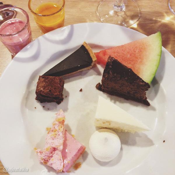 #food #foodstagram #cruise #buffet #dessert #delicious #jälkkärilomamaha