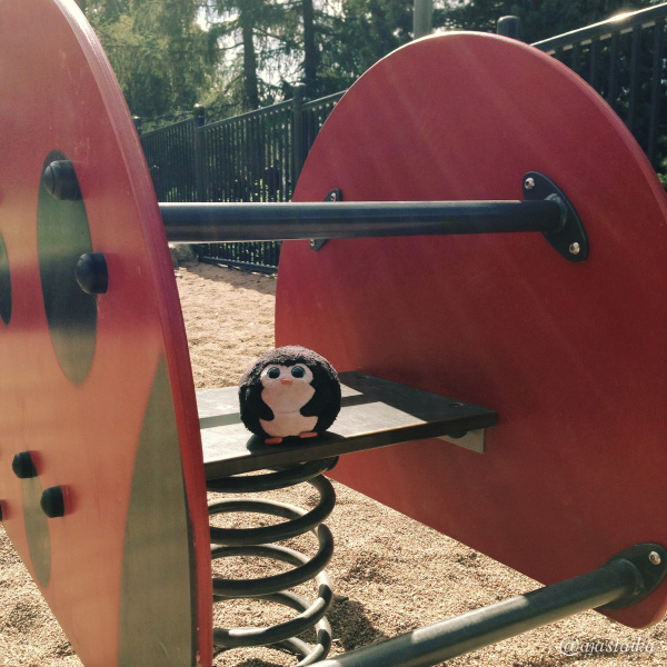#playground #tampere #bobthepenguin
