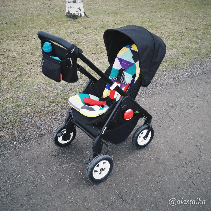 Mini sai päivitystä mustasta Moseyn kuomusta. #stroller #update #easywalker #easywalkermini #easywalkermini2013 #mamasandpapas #skiphop #strollerobsession #barnvagnar #lastenvaunuhullut #vaunuhullu #vscocam